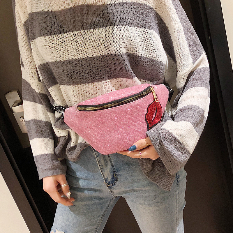 2019 New Fashion Waist Bag Female Shoulder Crossbody Bag Travel Ladies Waist Packs Chest Bag Phone Pouch Bolsa Feminina