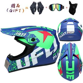 Motor Bike Cross Racing Motorcycle Helmet Safety Enduro Capacete Motorrad Cascos Downhill Bicycle Engine Cafe Racer ATV Helmets 10