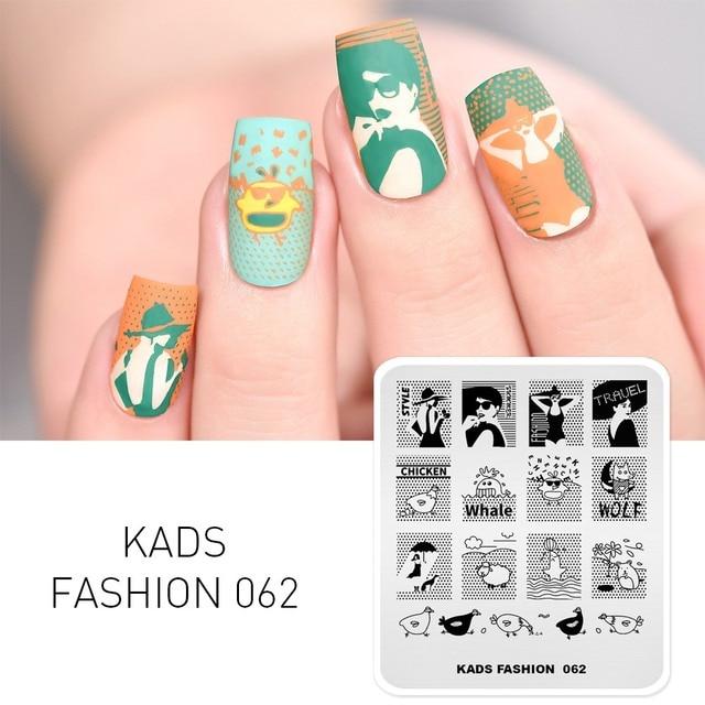 Arieslibra New Fashion Designs Nail Stamping Plates Nail Art Stamping Plate Templates Stamp Printer Nails Stencils Tools Nail Art Templates Aliexpress