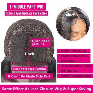 Image 4 - Beautyforever malaio peruca de cabelo encaracolado 13*4/6 perucas da parte dianteira do laço 100% remy cabelo humano perucas da parte dianteira do laço 150%/180% densidade perucas do laço