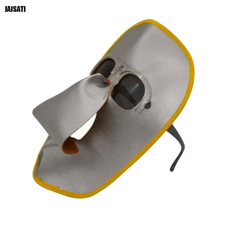 Automatic dimming mask leather welding mask solar dimming screen facial protection