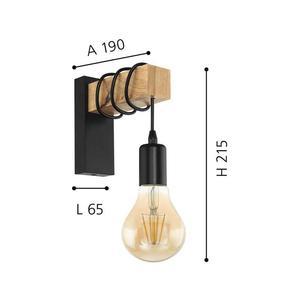 Image 5 - Colgante de luz de pared colgante de Arte Moderno, decorativo, duradero, para dormitorio, sala de estar, restaurante, 1 ud.