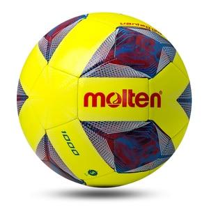 Image 5 - 2020 Original Molten Soccer Ball Official Size 4 Size 5 Football Ball Team Sports Training Football League Balls futbol bola