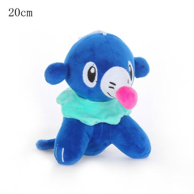 Original Takara Tomy Pokemon Plush Toys Pikachu Squirtle Stuffed Plush Doll Toys Kids Birthday Christmas Gift