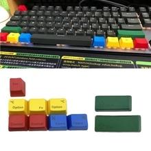 10Pcs Keycap Mechanical Keyboard Keycap PBT Keycap Command Option Cap OEM R9CB