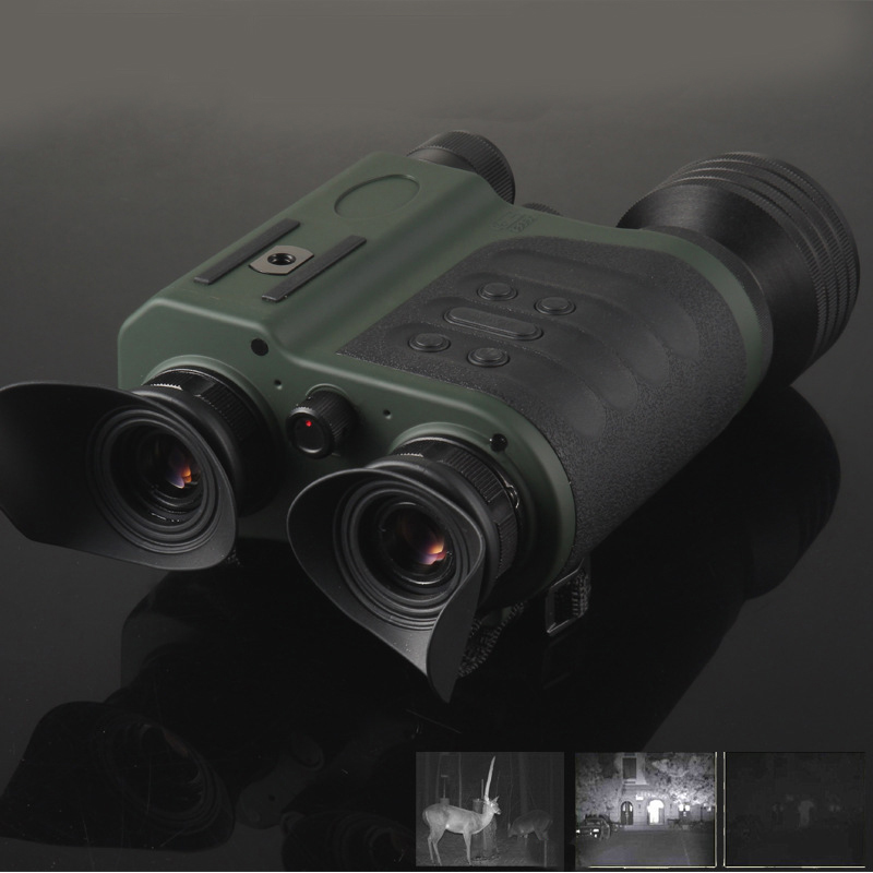 The new digital night vision device NVD-B02-6-30X50Plus WIFI with can take photos and videos