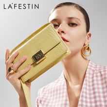LAFESTIN 2020 new spring and summer fashion Hong Kong style small square