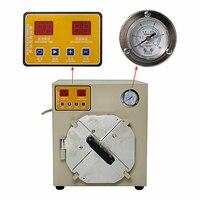 Auto air LY 952A lock mini digital Bubble defoam machine 220V 110V for max 8 inches LCD screens Power Tool Sets     -