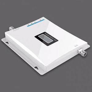 Image 5 - Mobile Booster Triband Signal Amplifier 900 1800 2100 GSM Repeater Tri Band with ALC/MGC Cell Phone Signal Repeater Booster