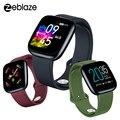 Новые смарт-часы Zeblaze Crystal 3 с цветным дисплеем ips IP67  пульсометр  кровяное давление  долгий срок службы батареи  умные часы для мужчин и женщин