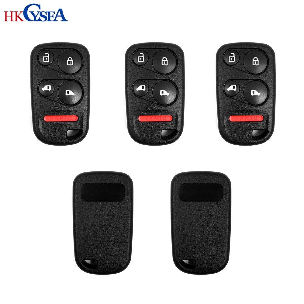 HKCYSEA 5 шт. Xhorse Универсальный 4 + 1 кнопочный дистанционный Автомобильный ключ в стиле Хо VVDI2 мини программатор английская версия