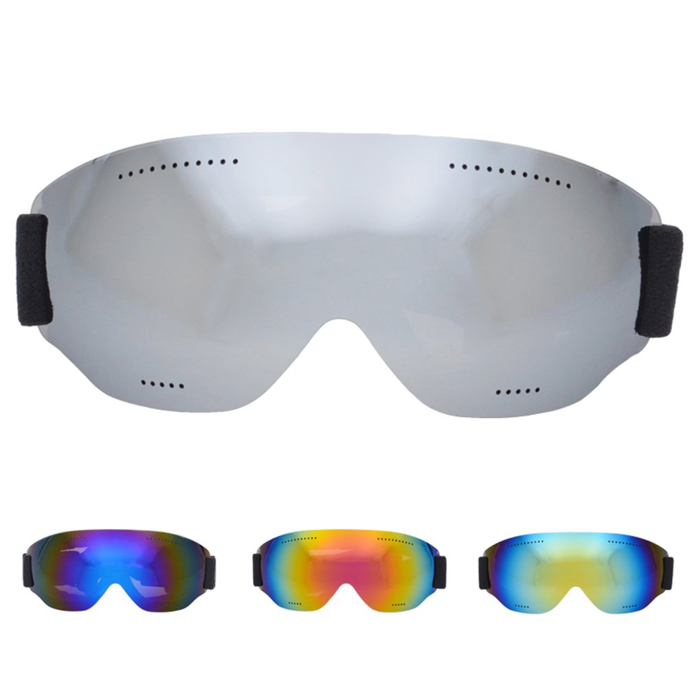 Ski Goggles Men Women Skiing Glasses Goggles Outdoor Sports Cs Glasses  UV400 Dustproof Anti-fog Moto Cycling Sunglasses