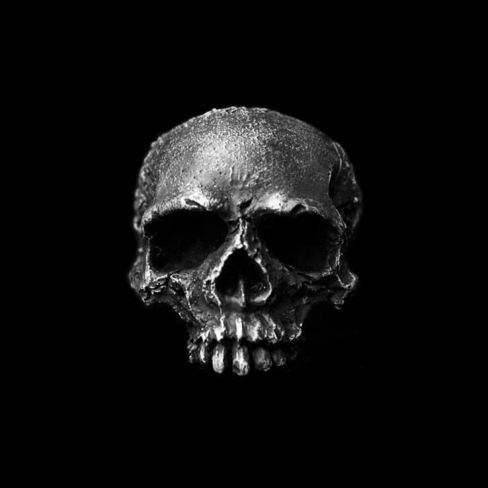 Handmade Silver skull ring-07-1-1000x1000