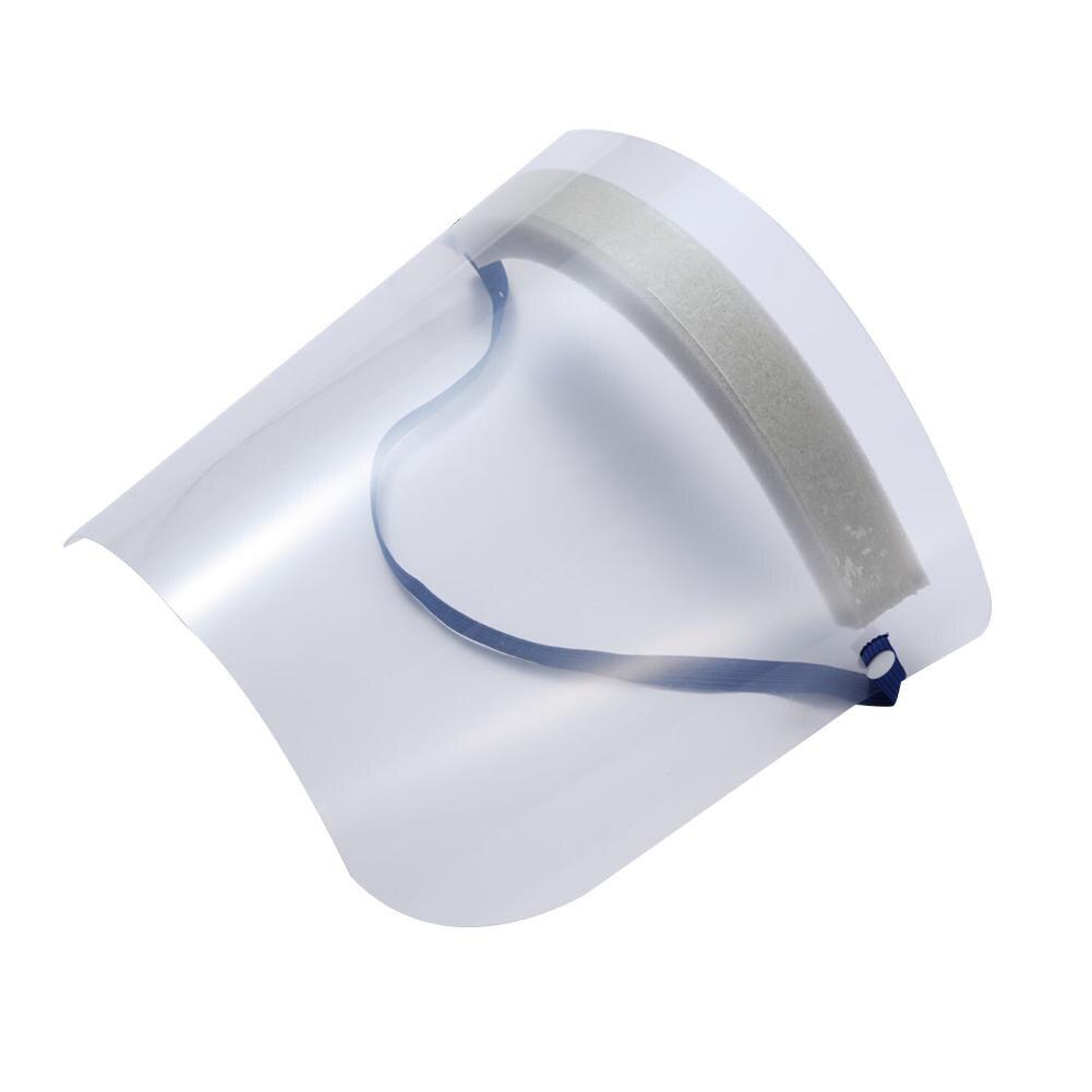 Kids Adults Protective Anti Splash Dust-proof Full Face Cover Mask Visor Shield Rain Cover