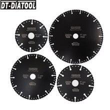 Dt diatool 1 шт вакуумная пайка алмазный режущий диск многоцелевой