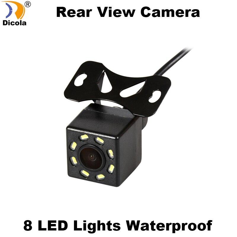 Auto Einparkhilfe IR Infrarot licht Wasserdichte Auto Rückansicht Kamera IR Nacht Vision für parkplatz hinten Backup View Kamera