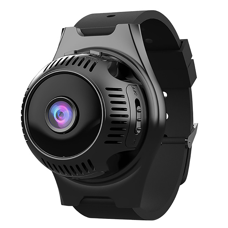4K HD WiFi Mini Camera Smart Watch 1080P IR Night Vision Video Recorder Mini Camcorder Motion Detection Micro-Cam Smart Bracelet 1