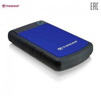 Внешний жесткий диск Transcend 1TB StoreJet 2.5