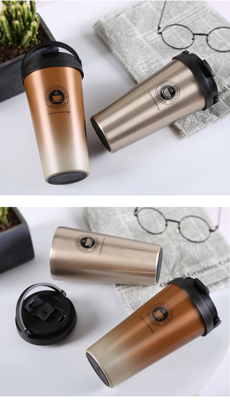 H28ff579a0e2a406c8845985146b5755dv Hot Quality Double Wall Stainless Steel Vacuum Flasks 350ml 500ml Car Thermo Cup Coffee Tea Travel Mug Thermol Bottle Thermocup