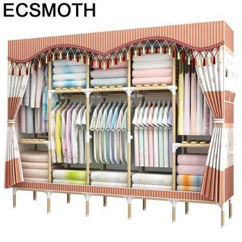 Dressing Penderie Chambre Rangement Moveis Para Casa Meble Ropero Mueble De Dormitorio Closet Cabinet Guarda Roupa