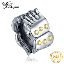 JewelryPalace Guardian Angel Wing 925 Sterling Silver Beads Charms Original Fit Bracelet original Jewelry