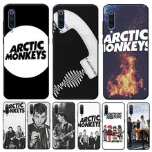 arctic monkeys Rock and roll Band Cover for samsung galaxy a50 a70 a30 a40 a20 s8 s9 s10 plus Clear Soft Silicone Phone Case(China)