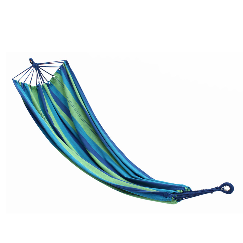 Portable Camping Hammock Chair Swing Chair Seat For Garden Indoor Outdoor Fashion Canvas Hammock Swings Leisure Bed