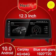 2021Top! Qualcomm Snapdragon 625 Carplay Android 10,0 Auto-multimedia-Player für BMW X5 E70/X6 E71 (2007-2013) CCC/CIC GPS DSP