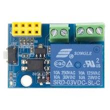 ESP8266 ESP-01 5V WiFi Relay Module Things Smart Home Remote Control Switch Phone APP ESP01 Wireless WIFI Module