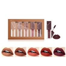 Bulk 5pcs Matte Liquid Lipstick Lip Makeup Lipgloss Cosmetic