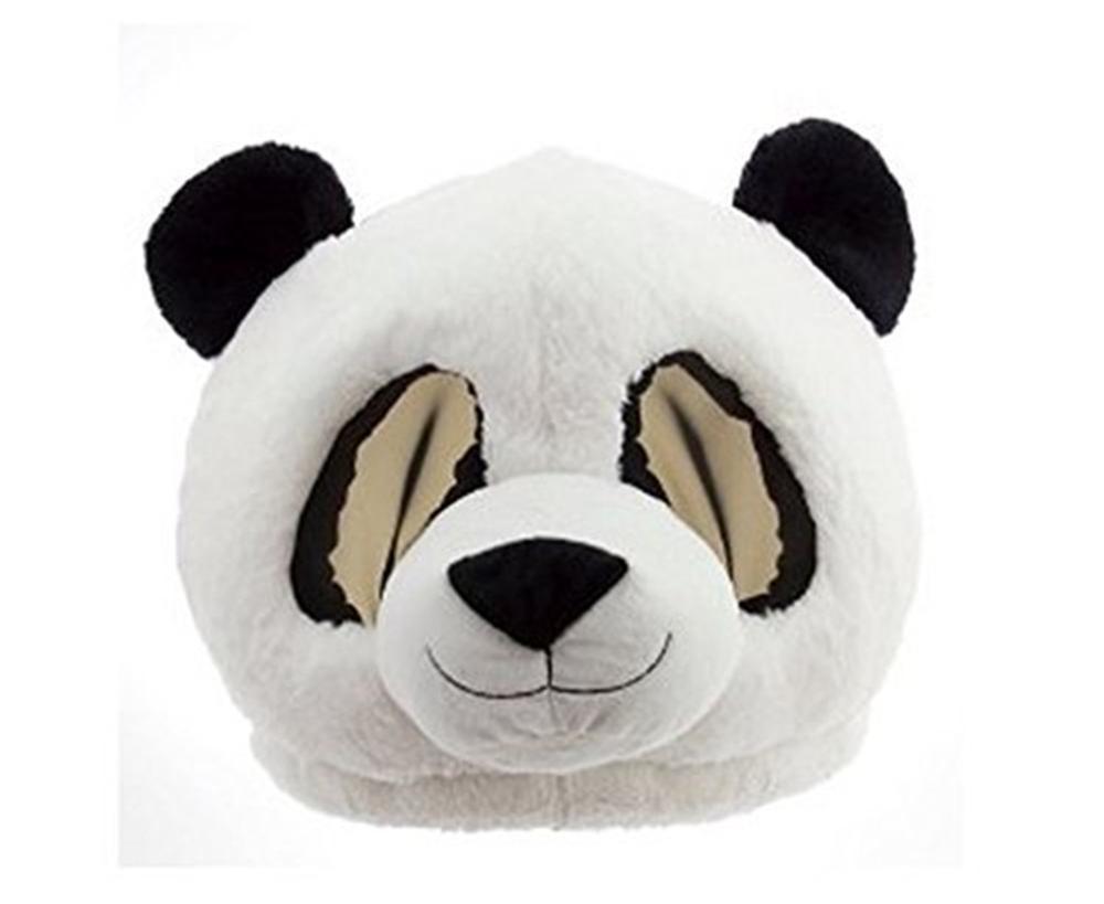Fursuit Panda us $49.99 |plush panda mask halloween animal mascot head fursuit head  costume adult-in mascot from novelty & special use on aliexpress