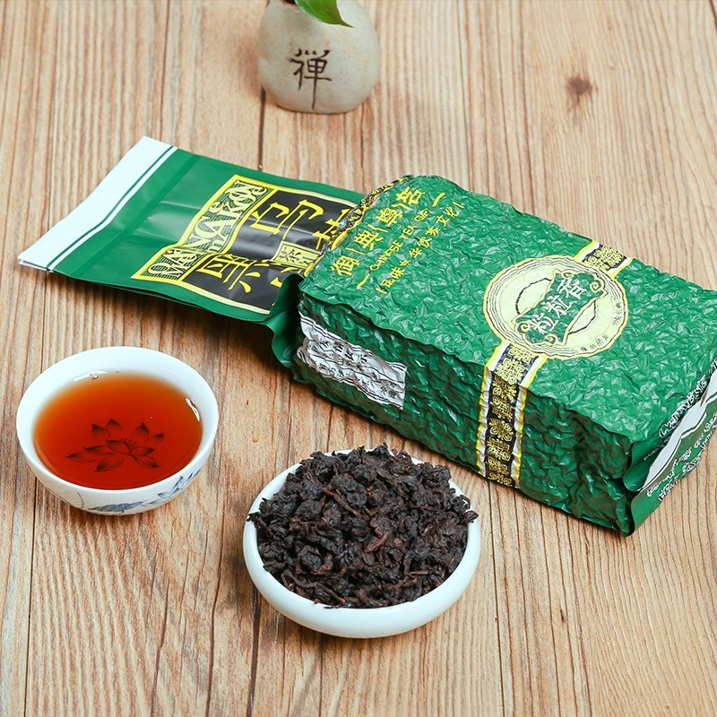 Black Oolong Tea Slimming Tea Oil Cut Roasted SLIMMING DIET TEA