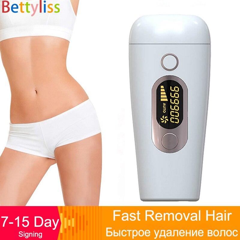 System usuwania włosów IPL seria trwałe urządzenie do usuwania włosów 900000 błysków depilator do użytku domowego do Bikini i pod pachamiDepilatory   -