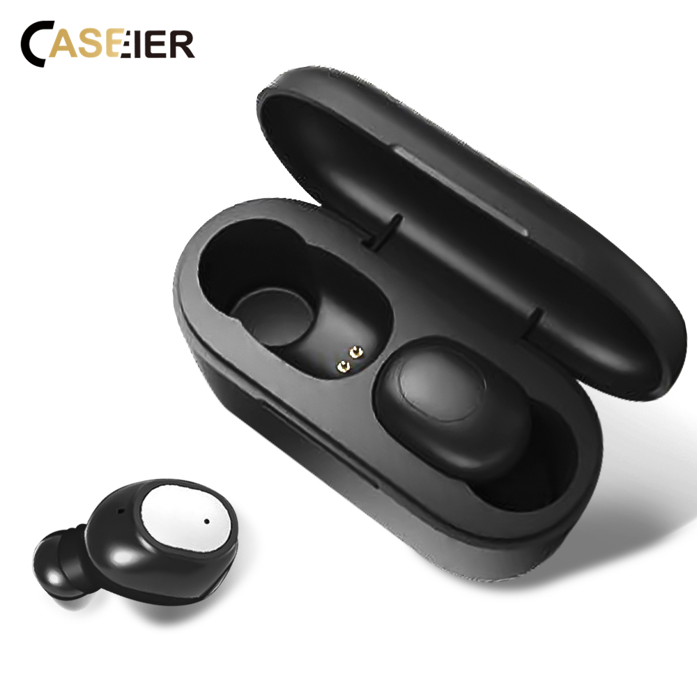 CASEIER Bluetooth ecouteurs Bluetooth 5.0 ecouteur étanche sport casque ecouteur sans fil bluetooth auriculares inalambrico