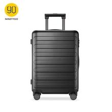 NINETYGO 90FUN 20 ''PC чемодан на колесиках, багаж для путешествий, переноска, вращающиеся колеса, замок TSA, бизнес отдых для самолета, для женщин и мужчин