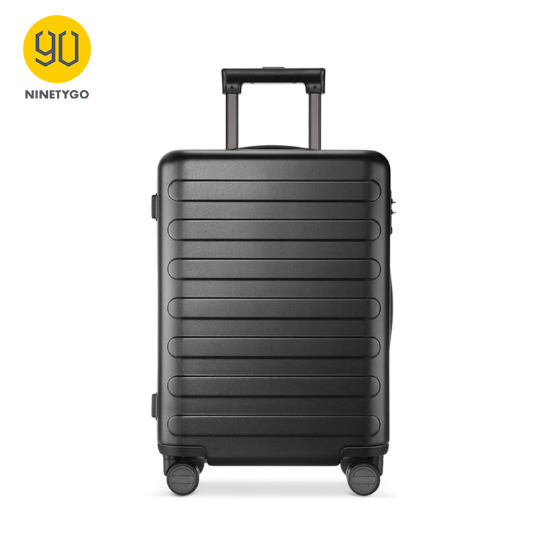 NINETYGO 90FUN 20'' PC Suitcase Rolling Travel Luggage Carry-on Spinner Wheels TSA Lock Business Vacation For Airplane Women Men