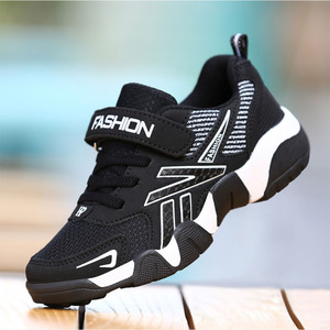 Image 5 - Kids Shoes Boys Girls Casual Mesh Sneakers Breathable Soft Soled Running Sports Shoes toddler boy shoes  boys sneakers