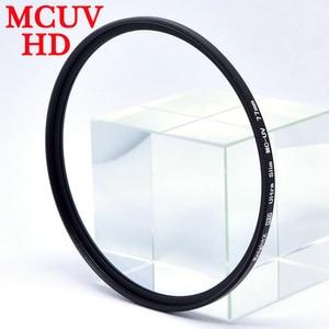 Image 2 - KnightX MCUV UV CPL polarizzatore Lens Filter 49 52 55 58 62 67 72 77 millimetri Per canon nikon d600 d80 luce d3300 18 200 accessori