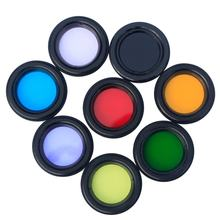 NEW DSLR Camera Lens Full Color Filter M28*0.6mm Filters Kit Telescope Accessories(China)