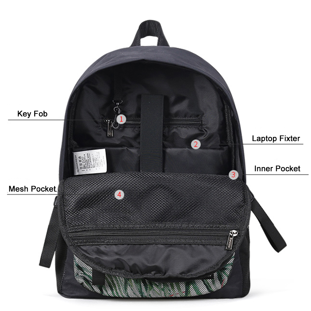 Bolsa Mochila Feminina Escolar Bookbags School Bags for Women Backpack Laptop Bagpack Men Black Sac A Dos Femme Homme Back Pack