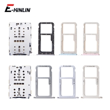 Connector-Holder Huawei Micro Slot-Socket-Adapter Sim-Card-Tray Honor for Honor/6a/6x/..