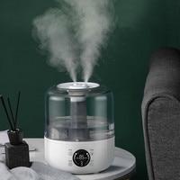 3000ML Hause Smart Air Fernbedienung Büro Ätherisches Öl Aroma Diffusor Timing Nebel Einstellbare Doppel Ports Mister