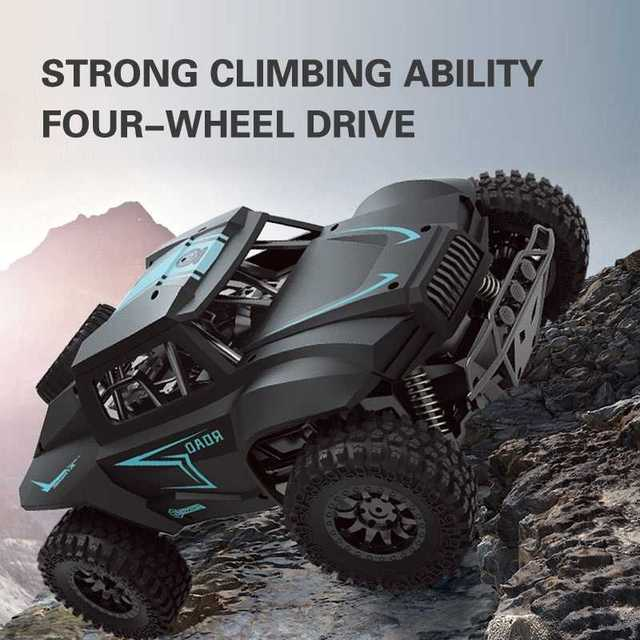 1/12 35Km/h 2WD RC Remote Control Car Off Road Racing Cars Vehicle 2.4Ghz Crawlers Electric Monster Truck Adults RC Car Toys 3