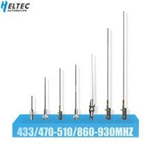 868MHz antenna omni fiber glass antenna 10dBi outdoor roof monitor repeater UHF IOT RFID LoRaWAN helium miner 915mhz antenna 86
