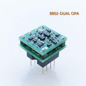 Image 5 - Lusya OP8802 ثنائي OPA Class A ، خرج 15 مللي أمبير ، يستبدل OPA1612 LME49720 OPA2604 T1247