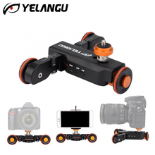 Camera-Slider Camcorder Action-Camera Video-Dolly Cellphone Yelangu L4x Motorized
