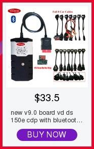 Wholasale лучшая цена за 8 шт. за комплект Автомобильный Кабель для tcs cdp pro plus по cn post