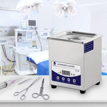 Banho ultrassônico 60 w 40 khz do líquido de limpeza de skymen para clínicas odontológicas médicas laboratórios científicos banho de limpeza de golfe