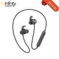 Unendlichkeit Drahtlose Kopfhörer Bluetooth 5,0 Neck-montiert Sport Kopfhörer I200BT Ultra-lange Batterie Lebensdauer mit Noise Reduction Mic