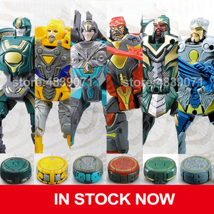 Image 1 - WJ LUBO Action Figure Toys Chess Chaft Romance of the Three Kingdoms Deformation Transformation